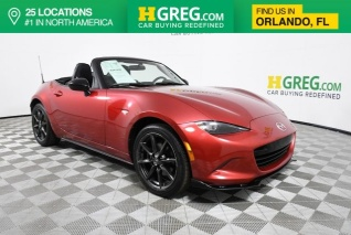 2016 Mazda Mx 5 Miata Club Automatic For In Orlando Fl