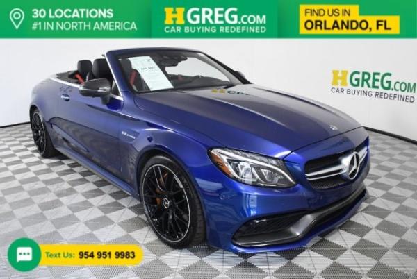 2018 Mercedes-Benz C-Class in Orlando, FL