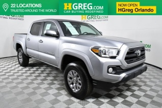 2016 Toyota Tacoma Sr5 Double Cab 5 Bed V6 Rwd Automatic For In Orlando