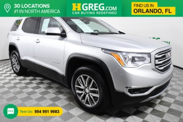 Gmc Dealer Orlando >> Used Gmc Acadia For Sale In Orlando Fl 239 Cars From
