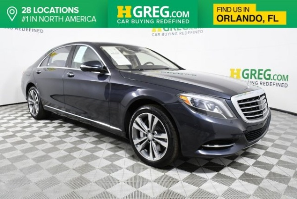 Mercedes Benz Orlando >> Used Mercedes Benz S Class For Sale In Orlando Fl 96 Cars