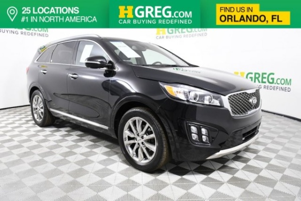 Orlando Kia North >> 2018 Kia Sorento Sx Limited V6 Fwd For Sale In Orlando Fl Truecar
