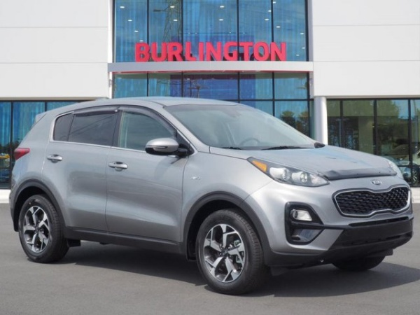 2020 Kia Sportage in Burlington, NC