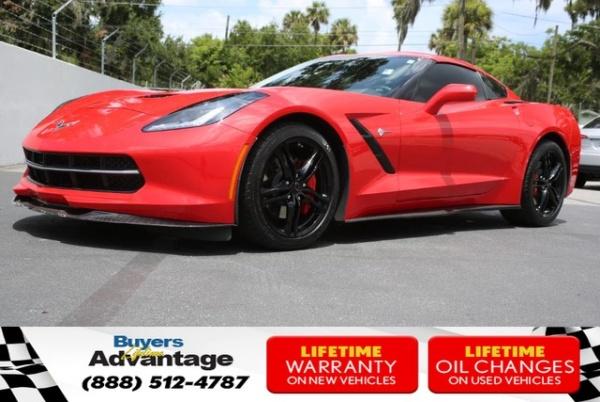 2016 Chevrolet Corvette in Daytona Beach, FL