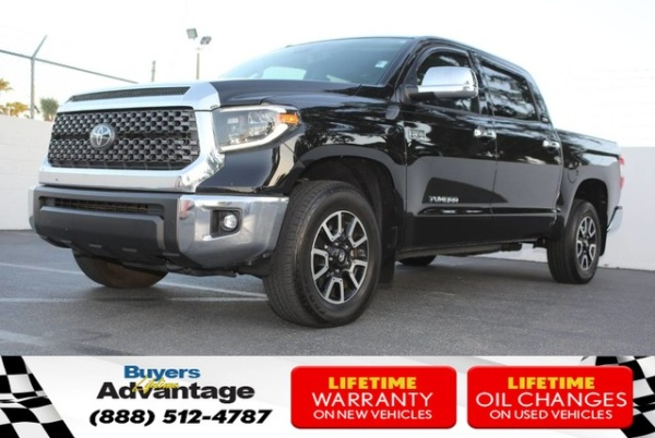2019 Toyota Tundra in Daytona Beach, FL