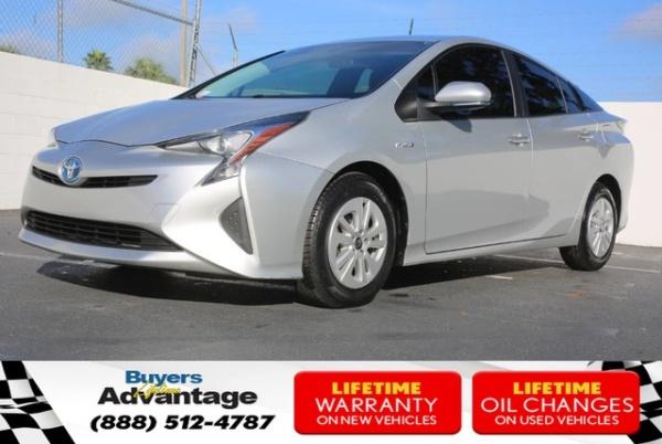 2016 Toyota Prius in Daytona Beach, FL