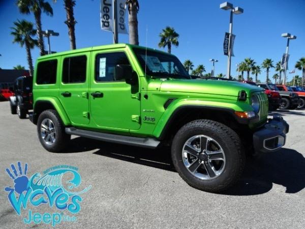 2018 Jeep Wrangler in Daytona Beach, FL