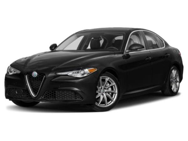 2019 Alfa Romeo Giulia Giulia