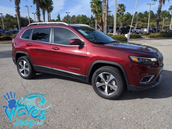 2020 Jeep Cherokee in Daytona Beach, FL