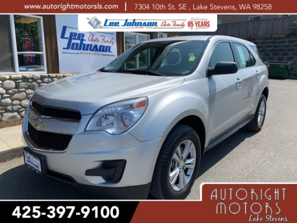 2015 Chevrolet Equinox in Lake Stevens, WA