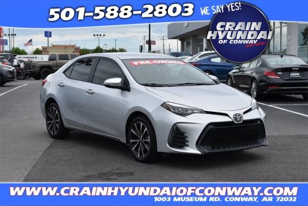 2019 Toyota Corolla in Conway, AR
