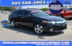 2012 Acura TSX Sport Wagon I4 Automatic with Technology Package for Sale in Conway, AR