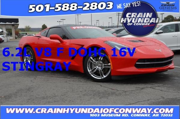 2016 Chevrolet Corvette in Conway, AR