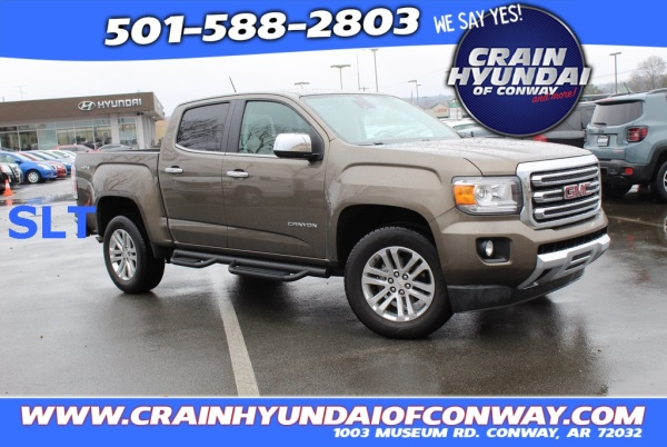 2016 GMC Canyon in Conway, AR