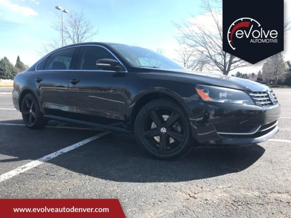 2013 Volkswagen Passat in Denver, CO