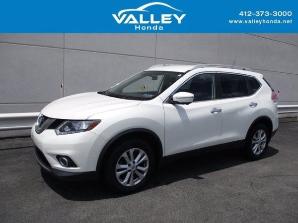 2015 Nissan Rogue in Monroeville, PA