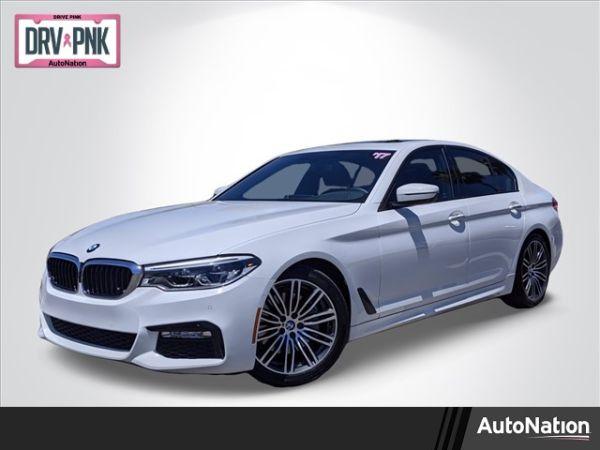 2017 BMW 5 Series in Buena Park, CA