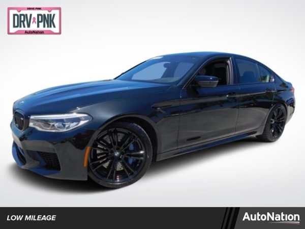 2019 BMW M5 Competition For Sale in Buena Park, CA | TrueCar