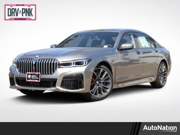 2020 BMW 7 Series in Buena Park, CA