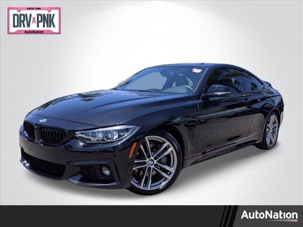 2018 BMW 4 Series in Buena Park, CA