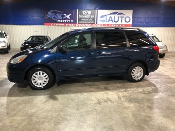 2004 Toyota Sienna in Shreveport, LA