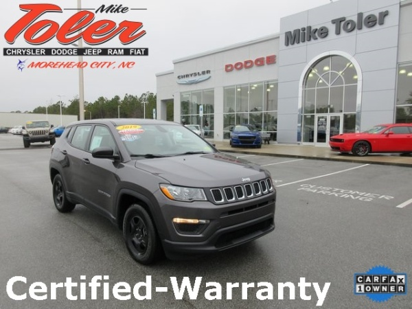 2019 Jeep Compass in Morehead City, NC