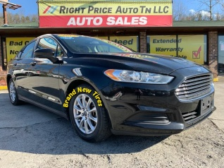 2017 Ford Fusion S Fwd For In Sevierville Tn