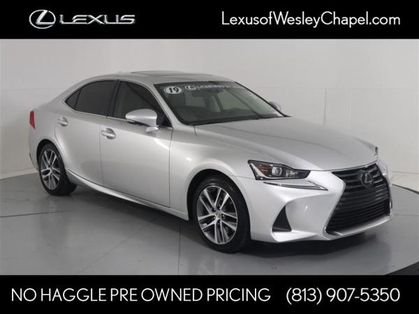 2019 Lexus IS in Wesley Chapel, FL