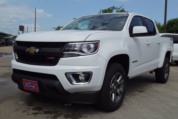 2020 Chevrolet Colorado in McKinney, TX