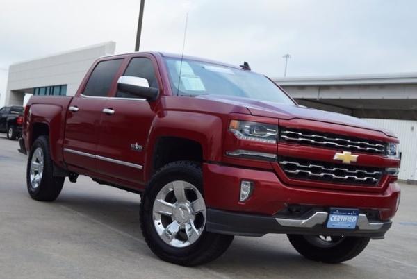 2018 Chevrolet Silverado 1500 in McKinney, TX