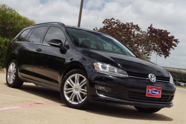 2015 Volkswagen Golf SportWagen in McKinney, TX