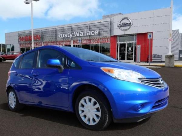 2014 Nissan Versa in Knoxville, TN