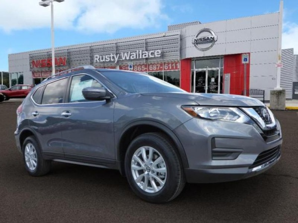 2020 Nissan Rogue in Knoxville, TN