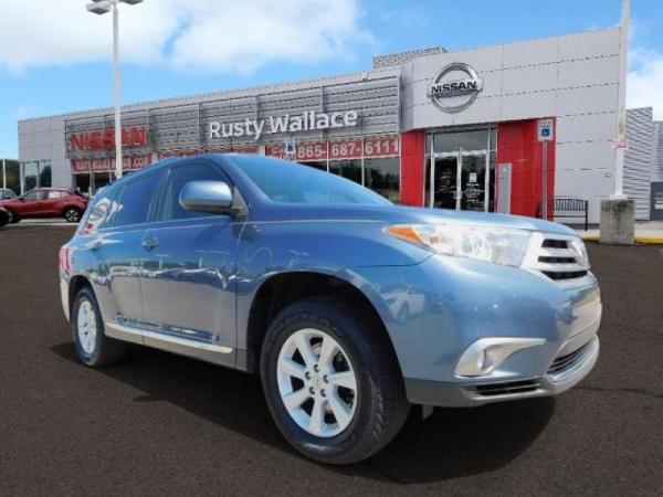 2012 Toyota Highlander in Knoxville, TN