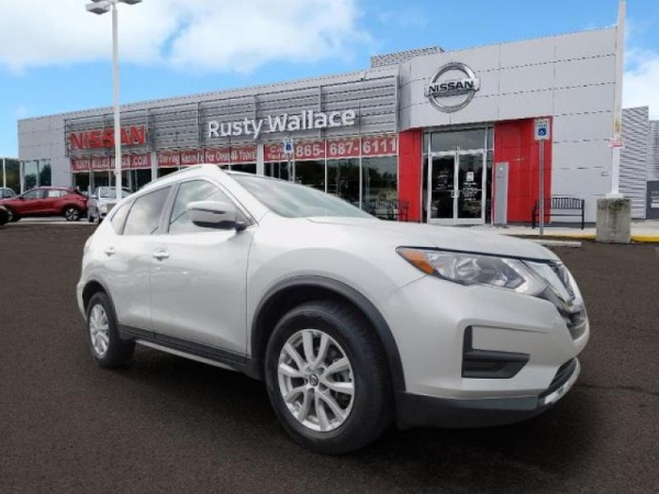 2019 Nissan Rogue in Knoxville, TN