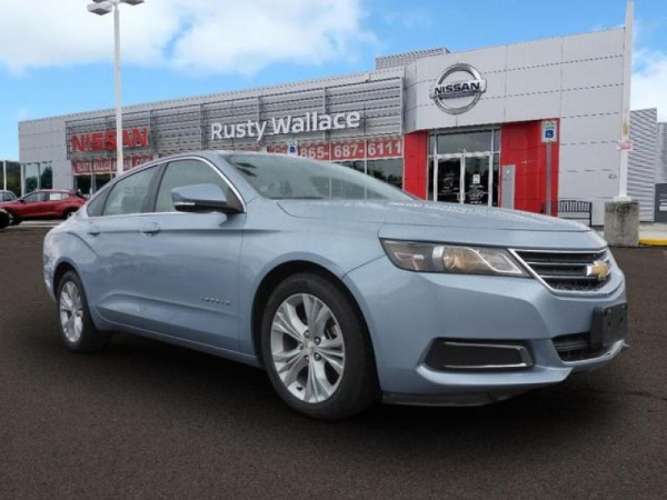 2014 Chevrolet Impala in Knoxville, TN