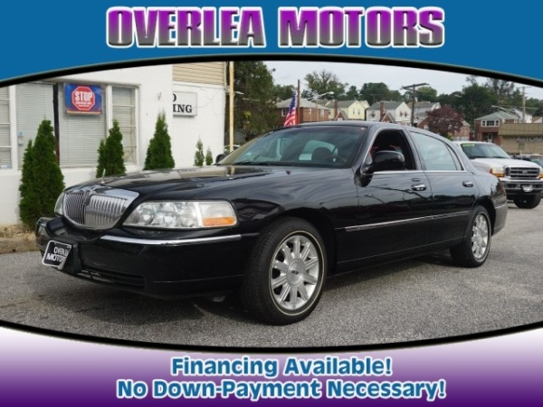 2009 Lincoln Town Car Signature Limited For Sale In Nottingham Md