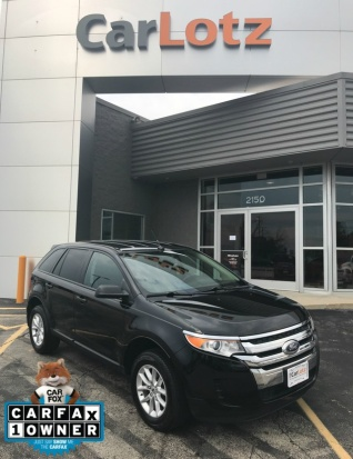 Used  Ford Edge Se Fwd For Sale In Downers Grove Il
