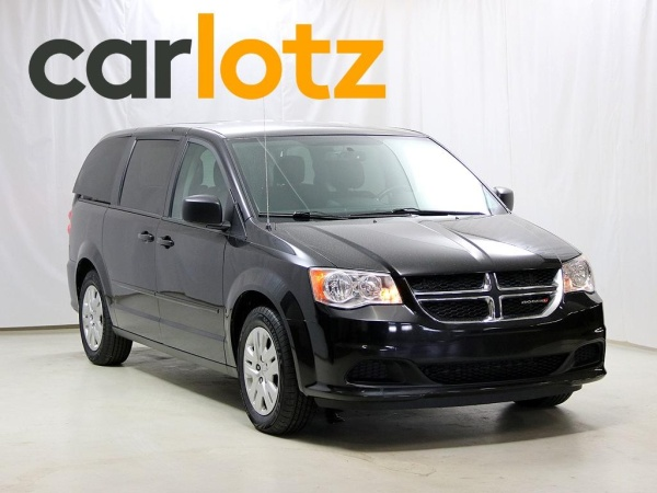 2017 Dodge Grand Caravan in Downers Grove, IL
