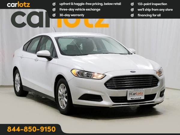2016 Ford Fusion in Downers Grove, IL