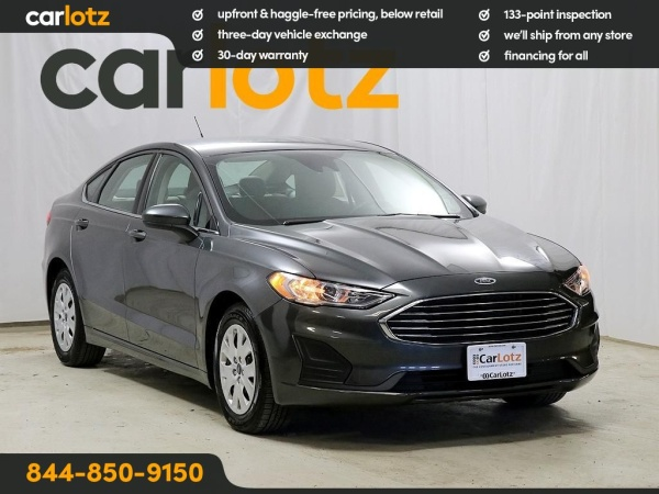 2019 Ford Fusion in Downers Grove, IL
