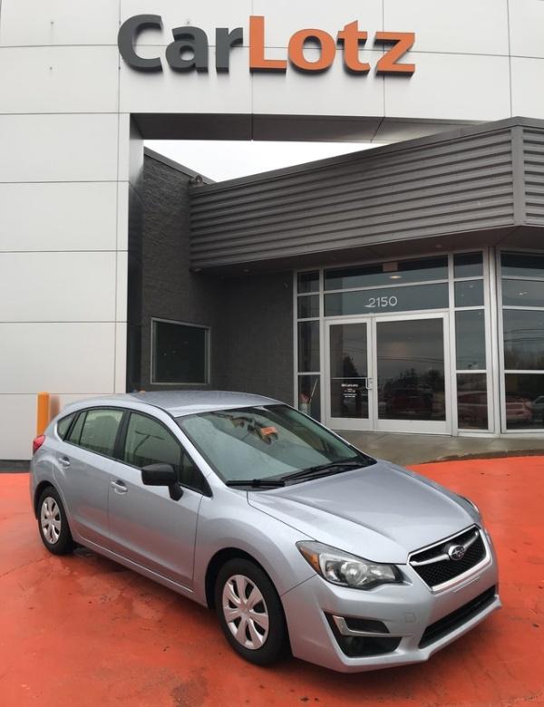 2016 Subaru Impreza