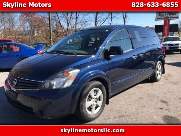 2009 Nissan Quest in Asheville, NC