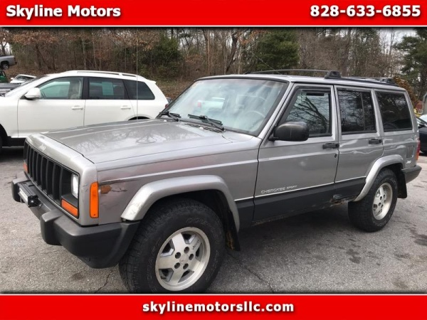 2000 Jeep Cherokee in Asheville, NC