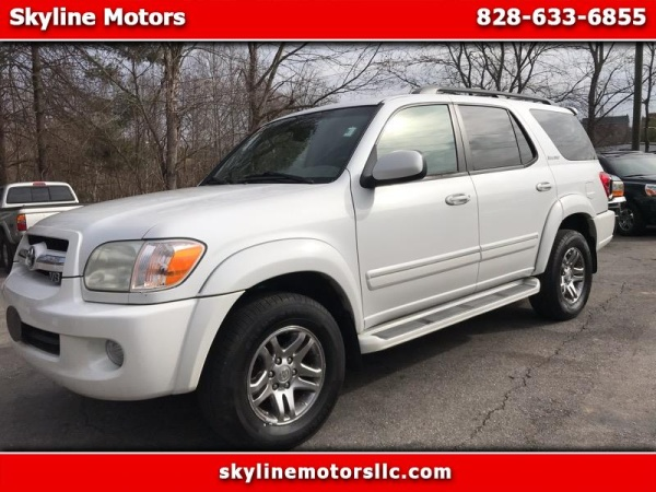 2006 Toyota Sequoia in Asheville, NC