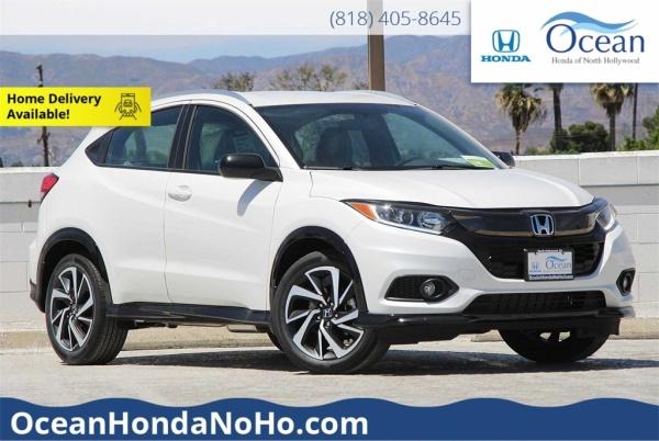 2020 Honda HR-V in North Hollywood, CA