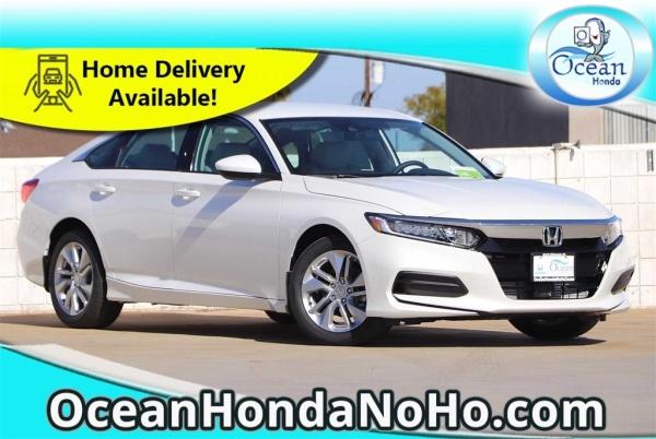 2020 Honda Accord in North Hollywood, CA