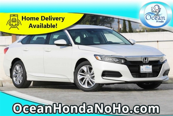 2020 Honda Accord in North Hollywood, CA
