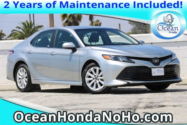 2018 Toyota Camry in North Hollywood, CA