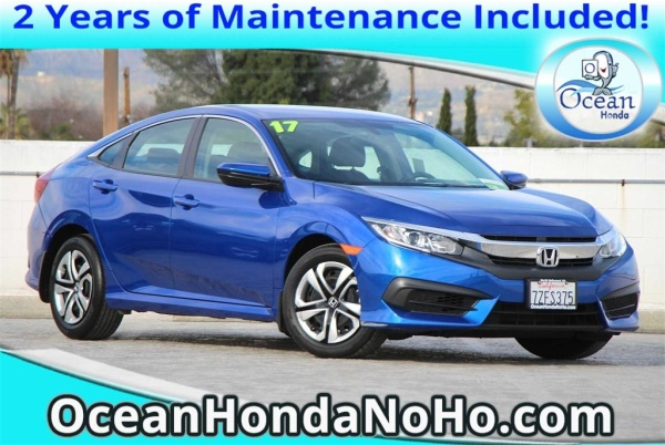 2017 Honda Civic in North Hollywood, CA